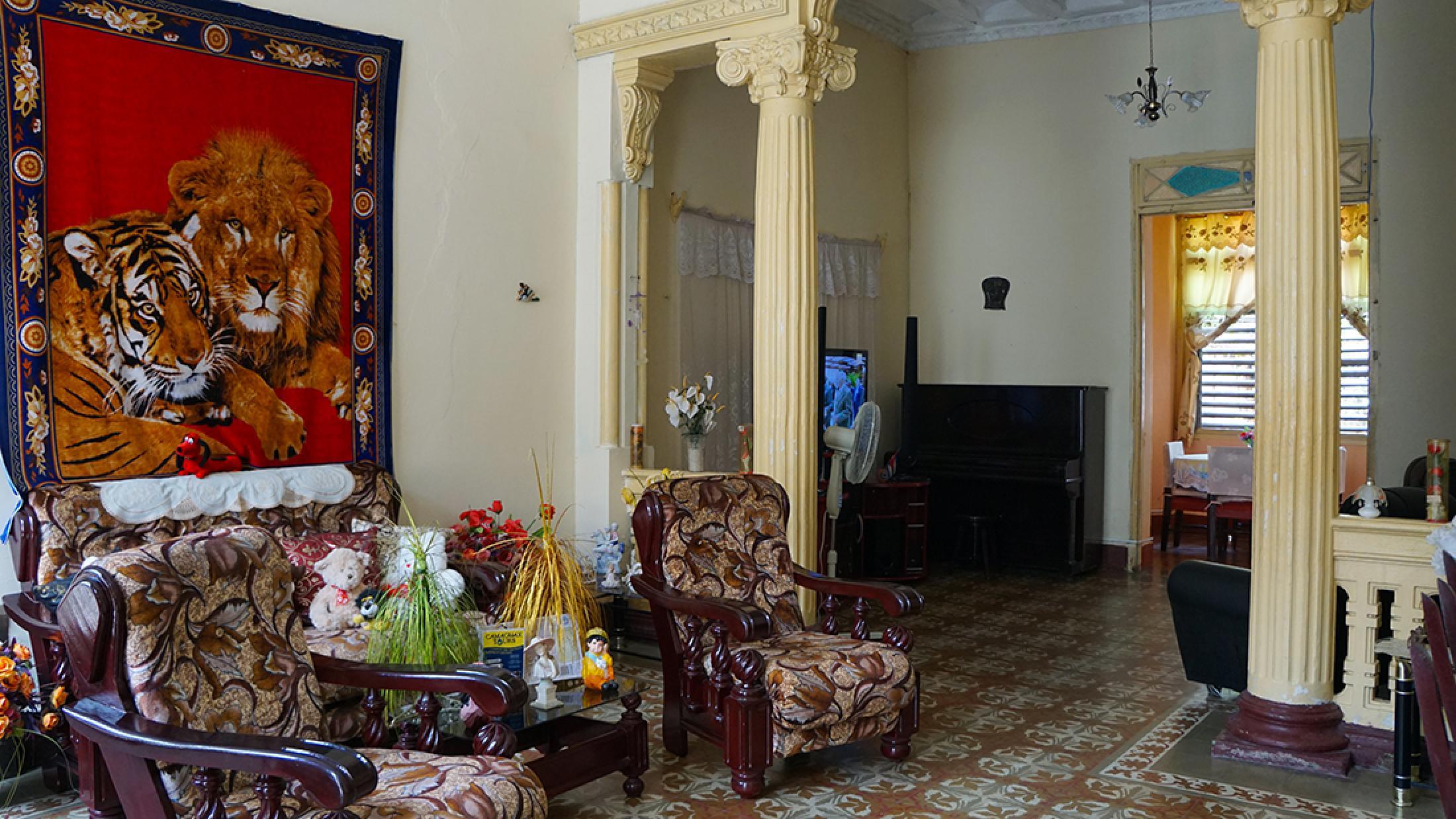 Casa Kinte Calle Popular 115