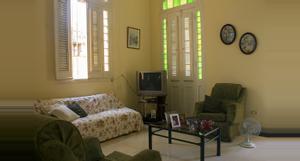 Cuba Casa Mercedes 704