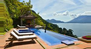 Guatemala Casa Palopó