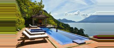 Guatemala Casa Palopo