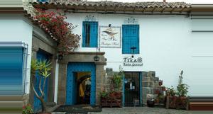 Peru Casa San Blas Boutique Hotel