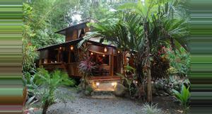 Costa Rica Congo Bongo Jungle House