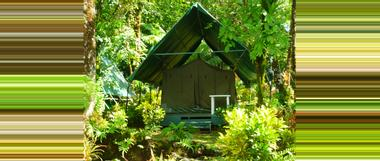 Costa Rica Corcovado Tent Camp