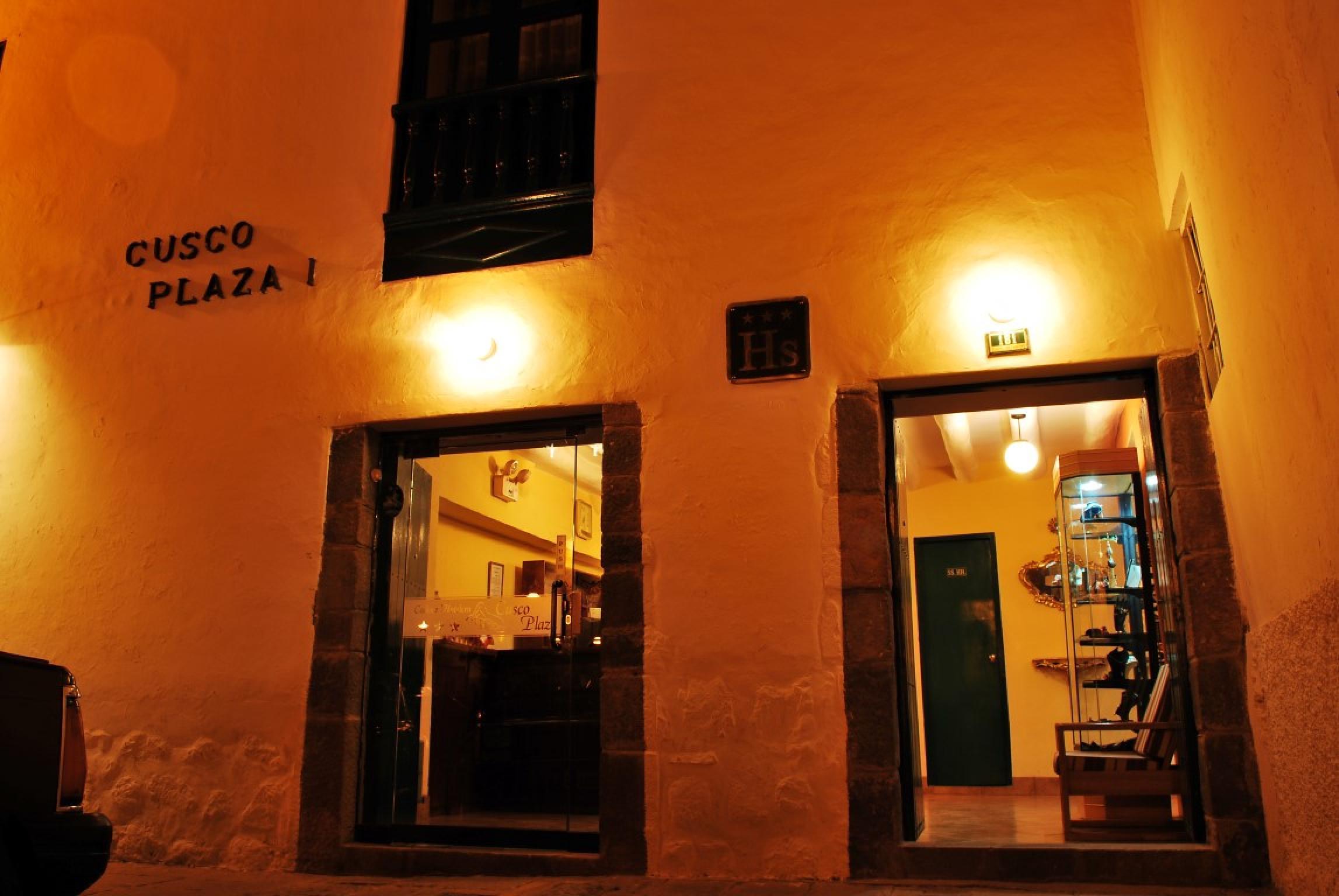 Hostal Cusco Plaza I Nazarenas
