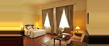 Vietnam Dalat Du Parc Hotel