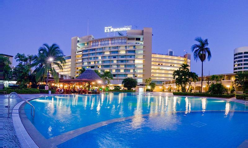 El Panama Hotel
