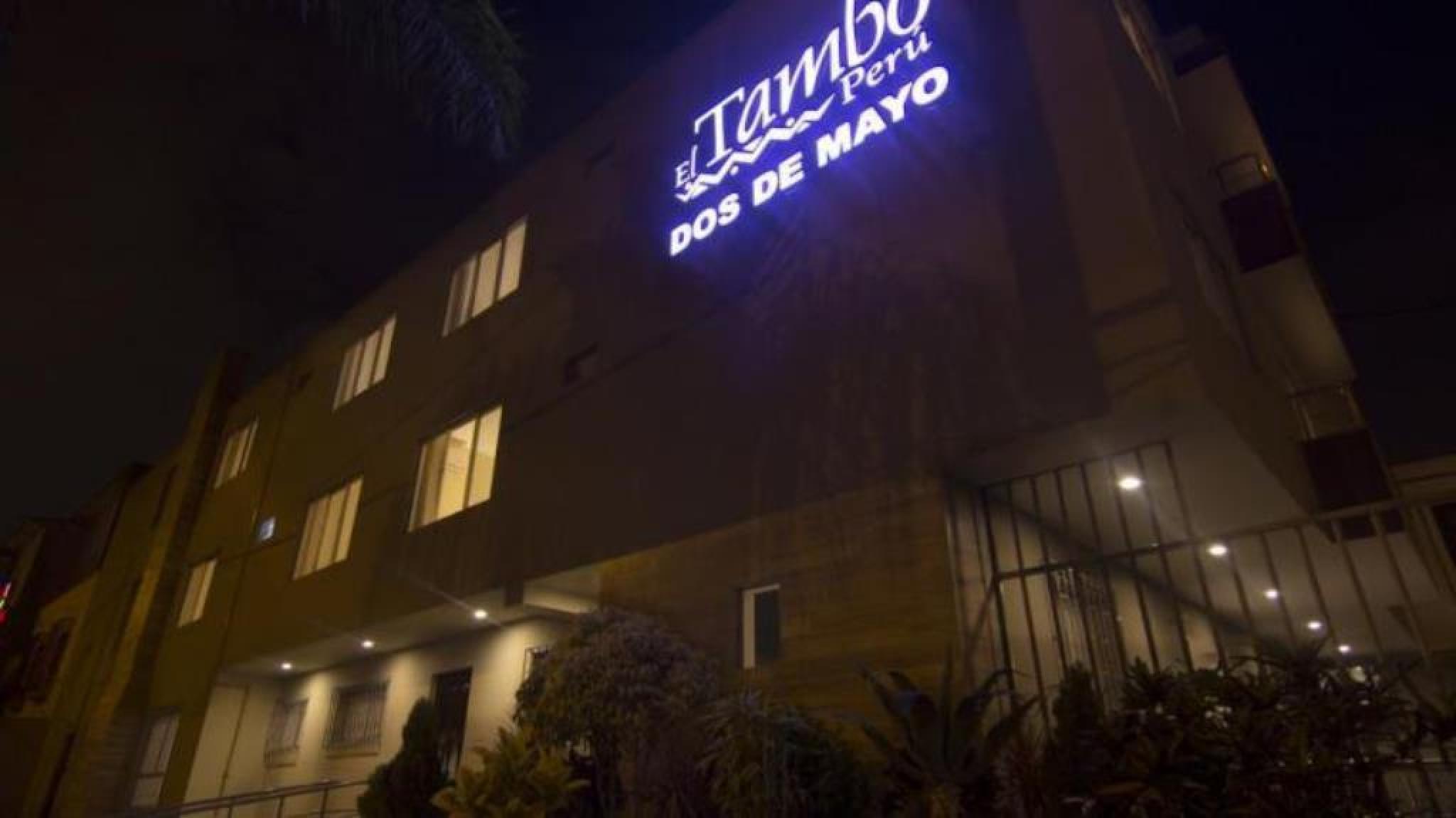El Tambo Dos de Mayo Hotel
