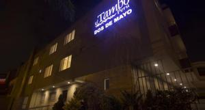 Peru El Tambo Dos de Mayo Hotel