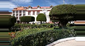 Peru Hacienda Plaza de Armas