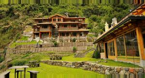 Ecuador Hacienda Rumiloma