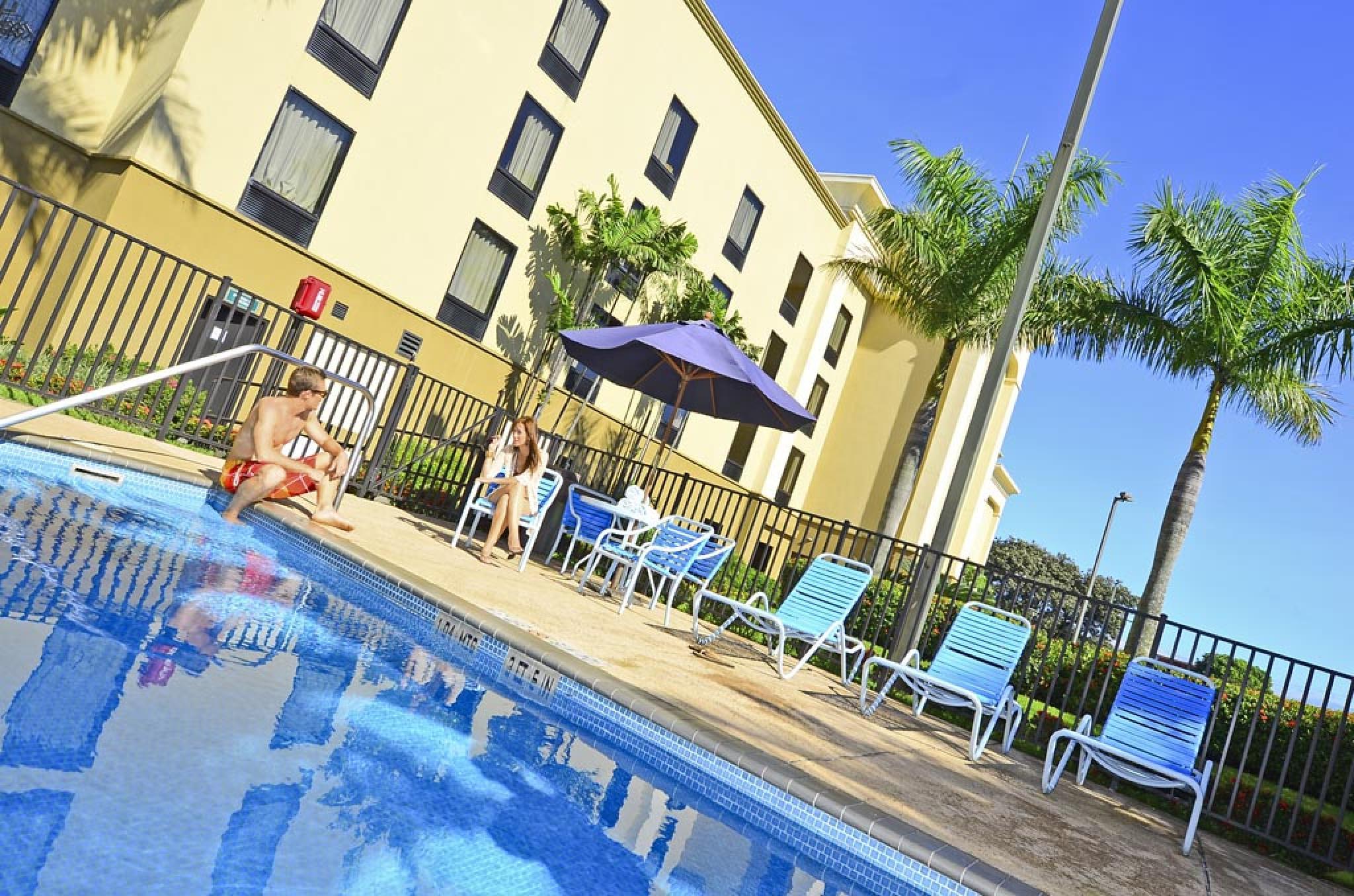 Hampton Inn y Suites