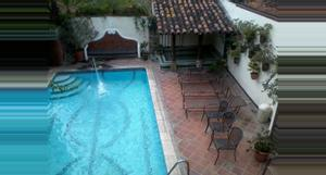 Guatemala Hotel Casa del Parque