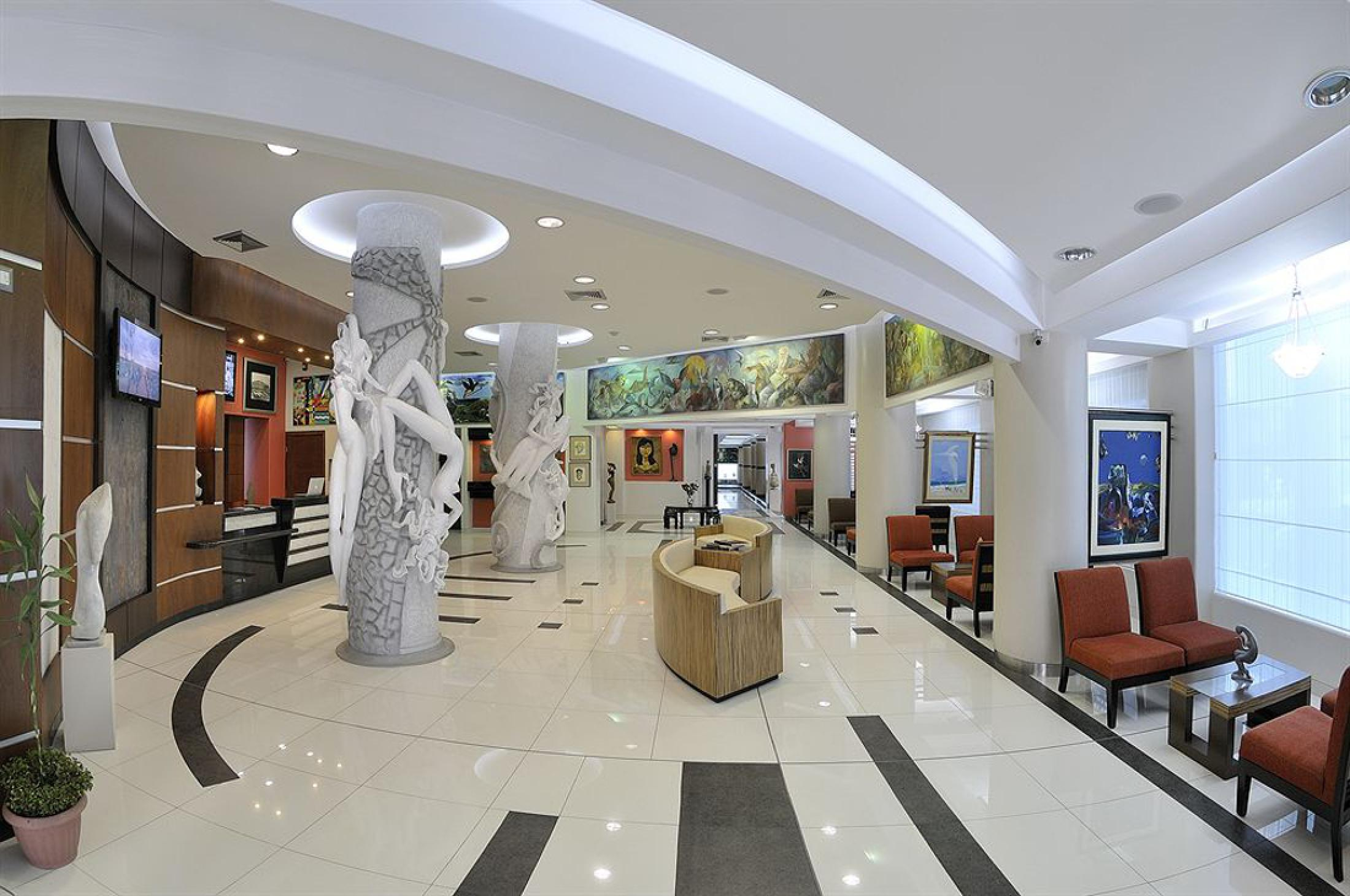 Hotel Galeria Man Ging