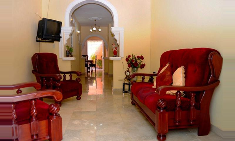 Hotel La Casona 254