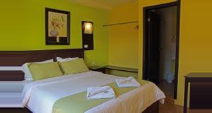 Ecuador La Chimenea Hotel