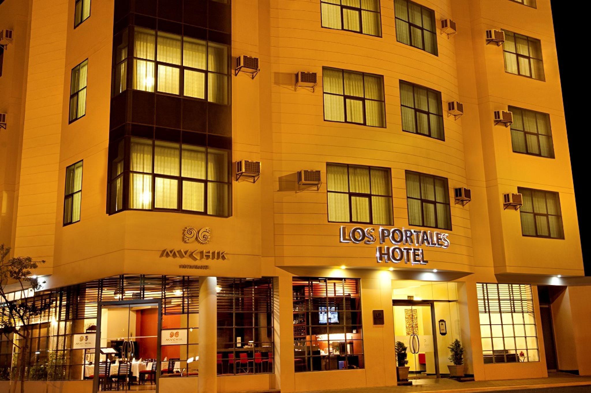 Los Portales Hotel Chiclayo