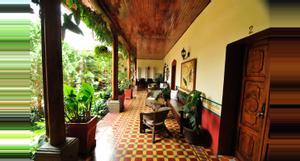 Guatemala Hotel Palacio Chico 1850