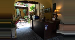 Guatemala Hotel Palacio Chico 1940