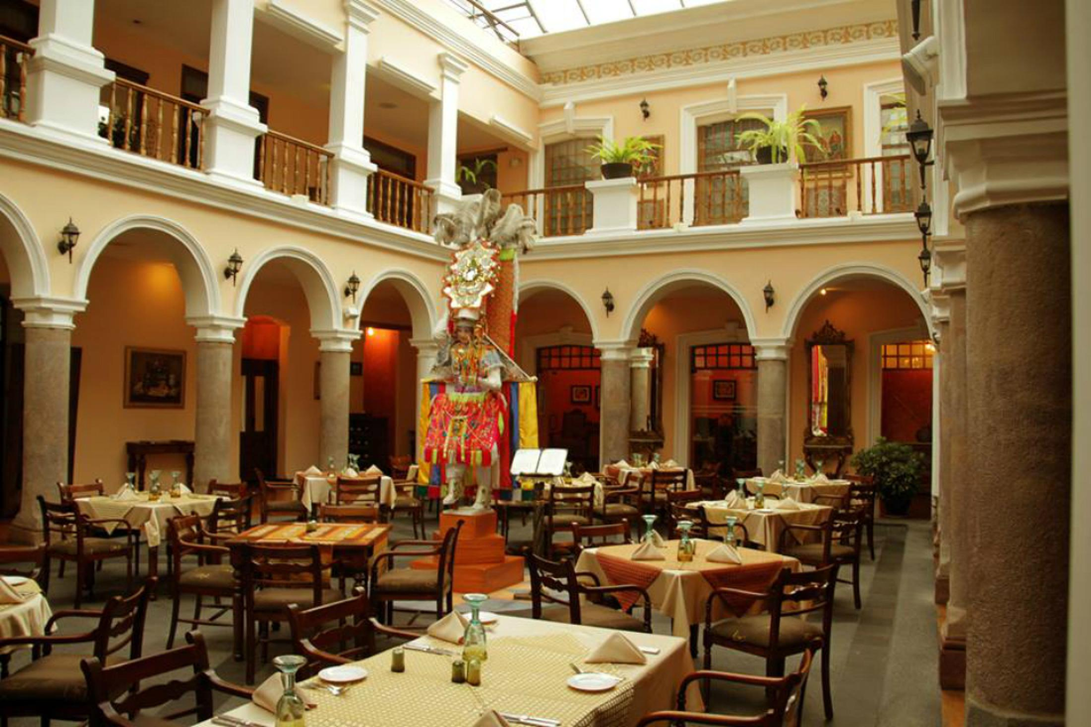 Hotel Patio Andaluz ... - Hotel Patio Andaluz - Quito, Ecuador