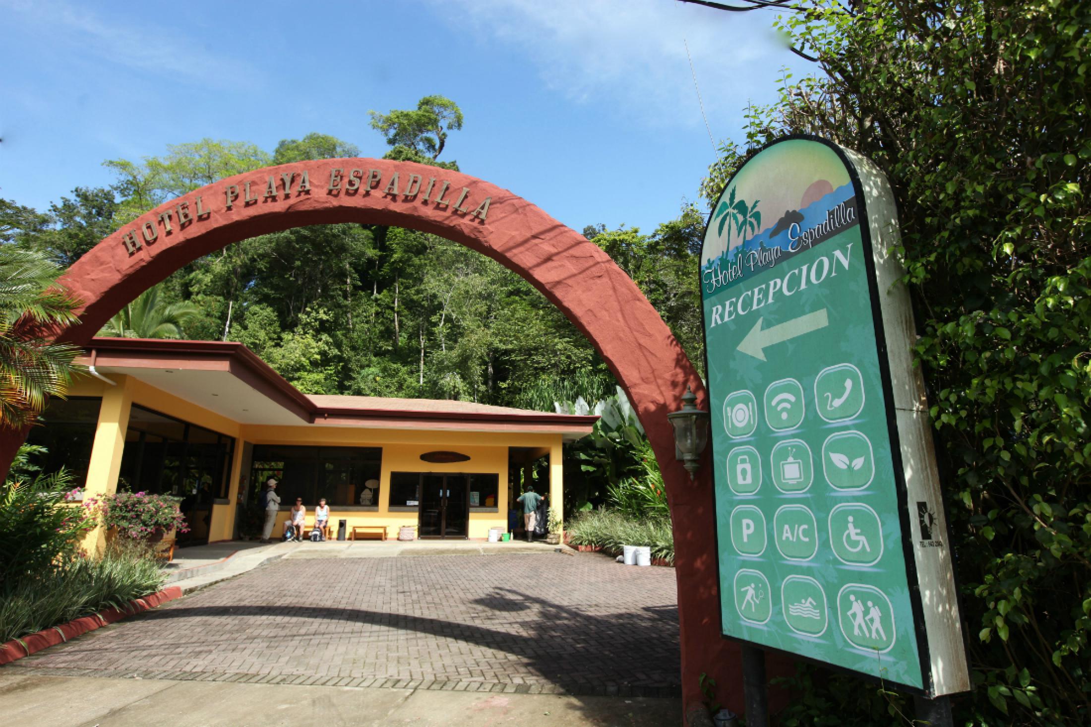 Hotel Playa Espadilla Costa Rica