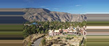 Peru Pozo del Cielo Hotel