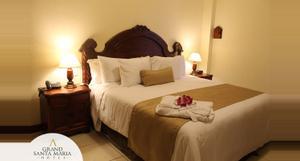 Guatemala Hotel Real Santa María