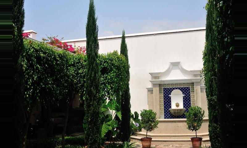 San Rafael Hotel