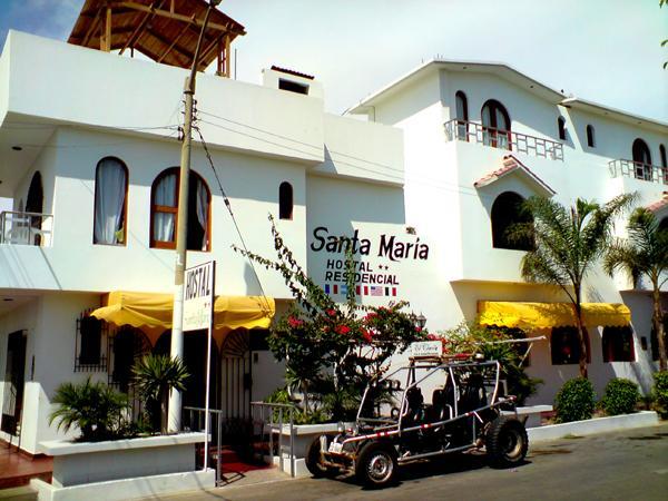 Hotel Santa María Paracas