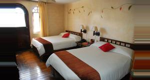 Ecuador Hotel Sierra Madre