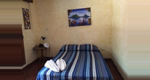 Guatemala Hotel Uxlabil Antigua