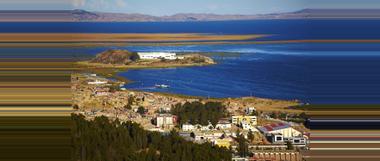 Peru Libertador Lago Titicaca