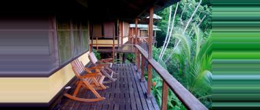 Costa Rica Marenco Lodge
