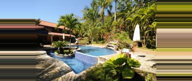 Costa Rica Montezuma Beach Houses