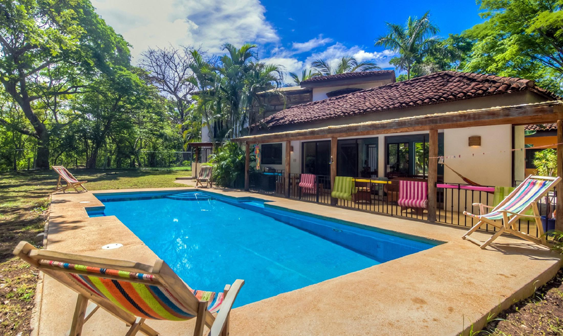 Oasis Avellanas Vacation Home