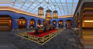 Peru Palacio del Inka