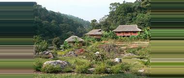 Vietnam Pan Hou Village Eco Lodge