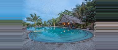 Panama Resort de playa Popa Paradise