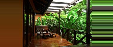 Costa Rica Rio Celeste Hideaway