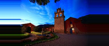 Peru San Agustin Monasterio de la Recoleta