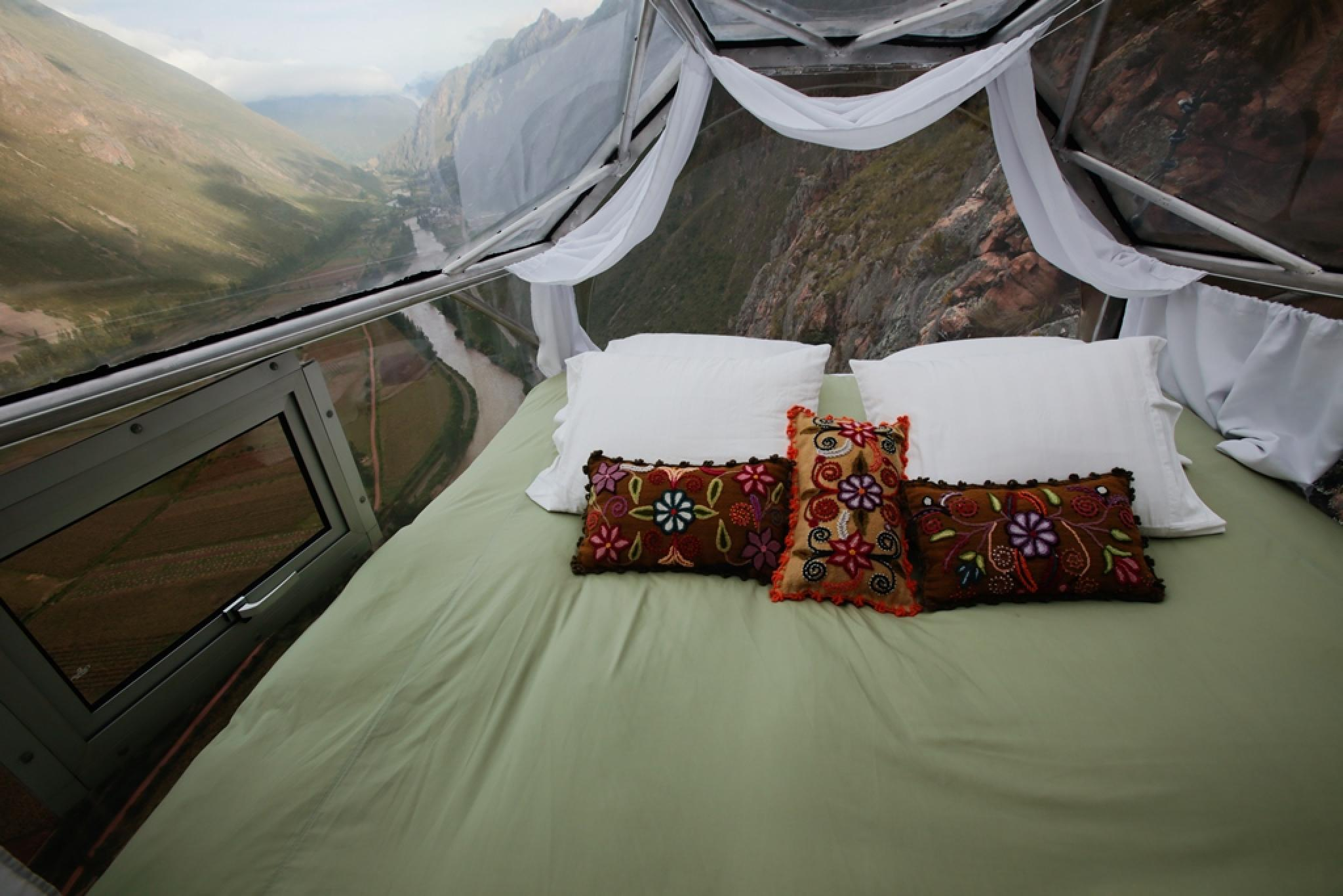Skylodge Adventure Suite