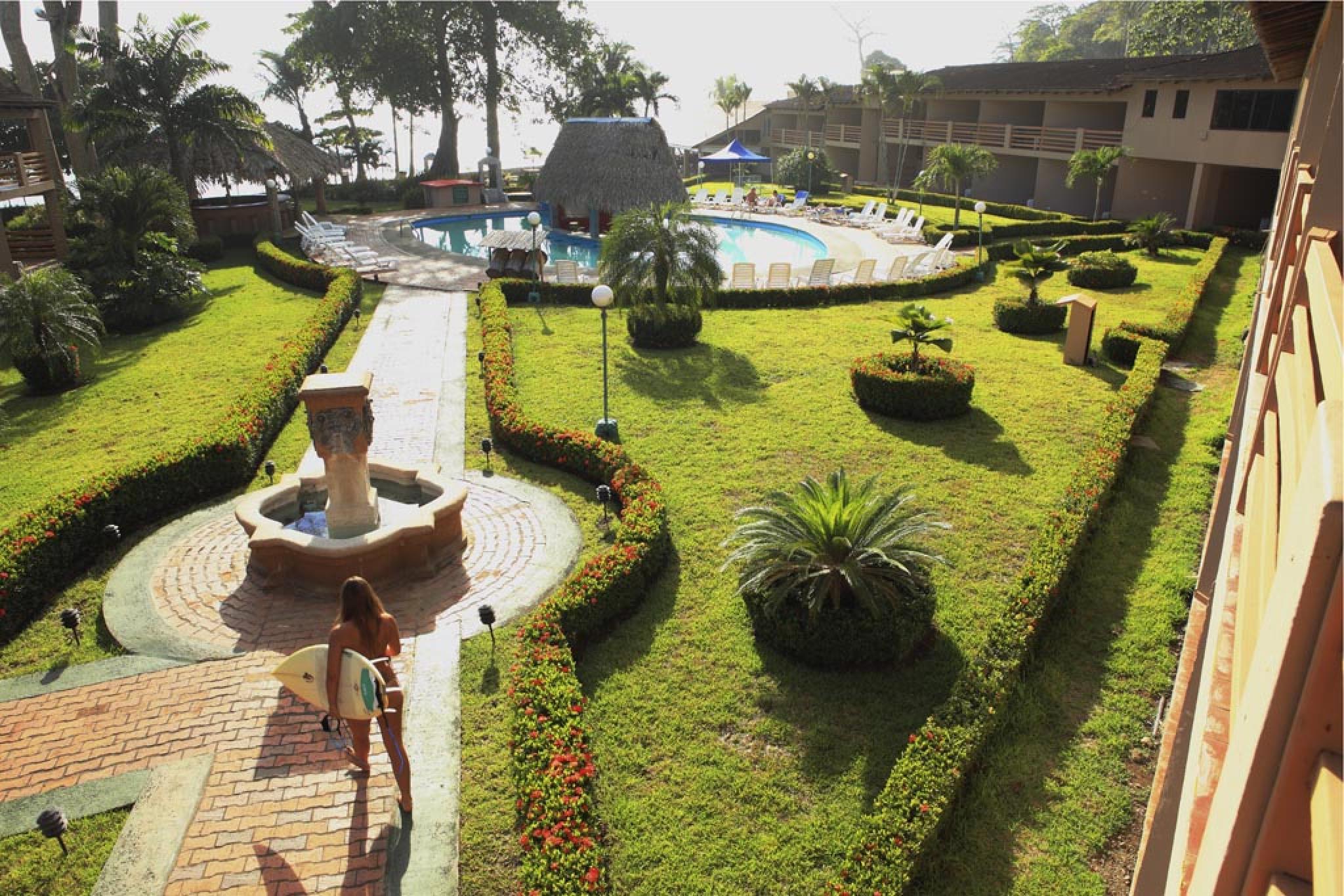 Hotel Terraza del Pacifico