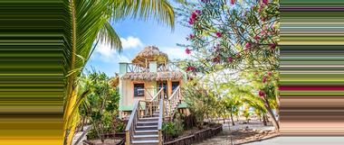 Belize Thatch Caye Resort