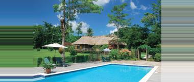 Belize The Lodge at Big Falls