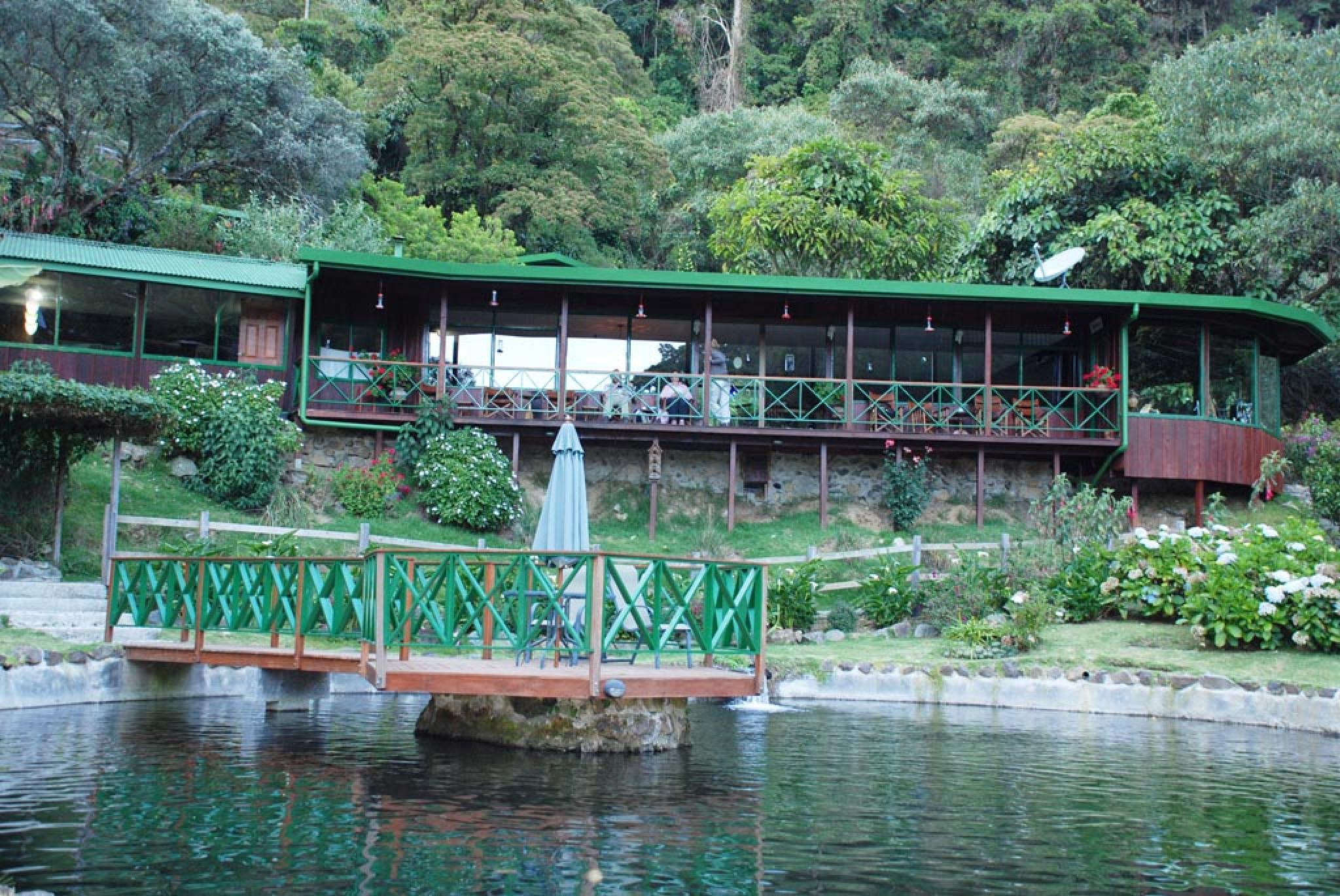 Trogón Lodge