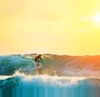 Indonesia Surfing