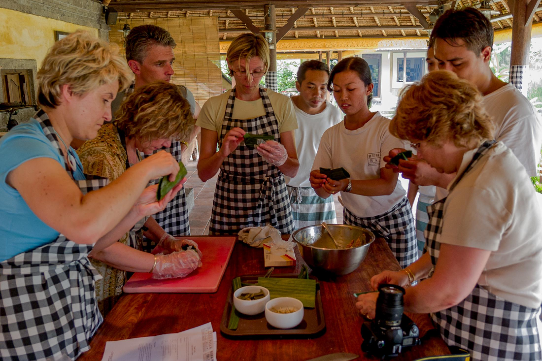 Balinese Culinary Experience