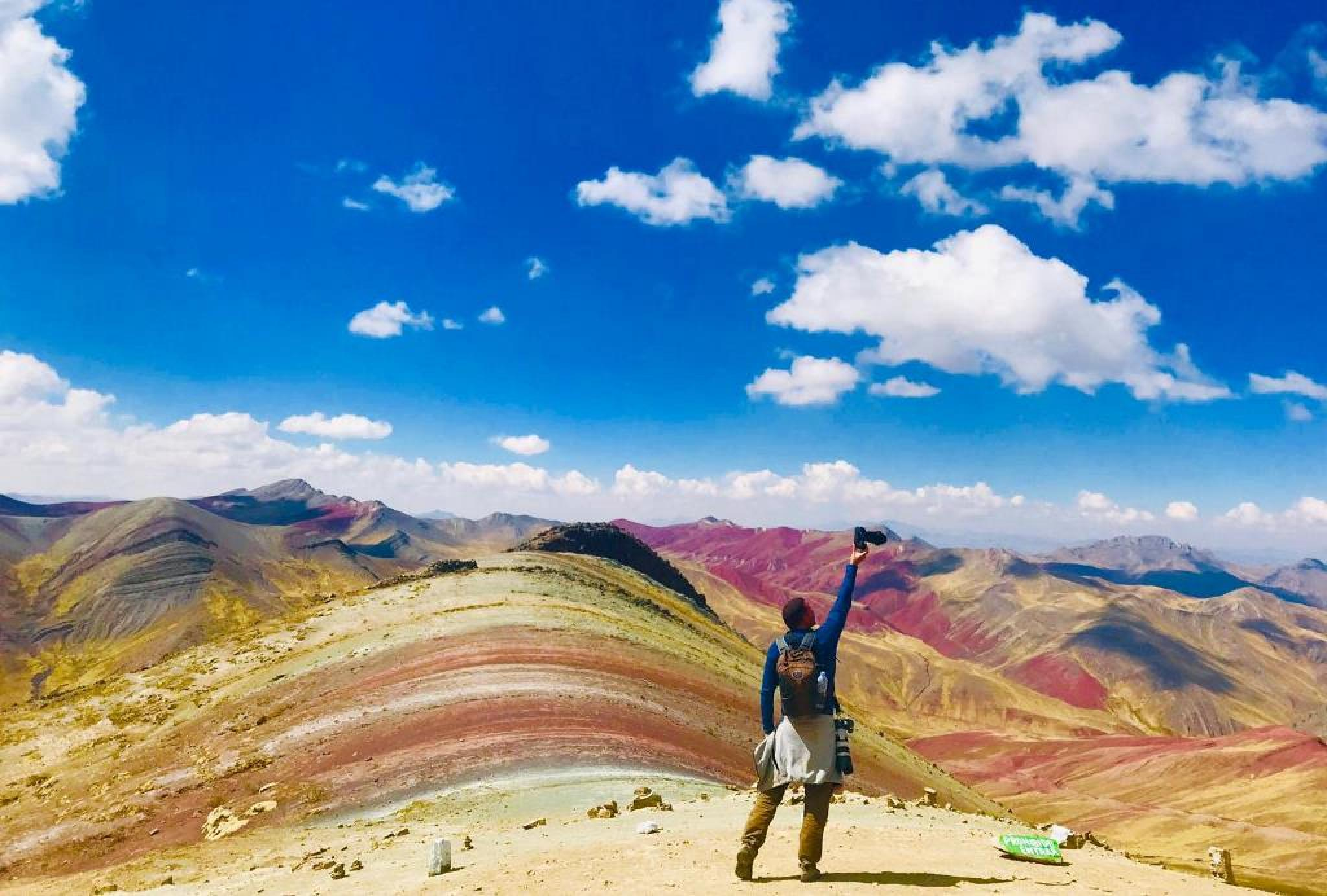 Vinicunca Rainbow Mountain Full-Day Tour