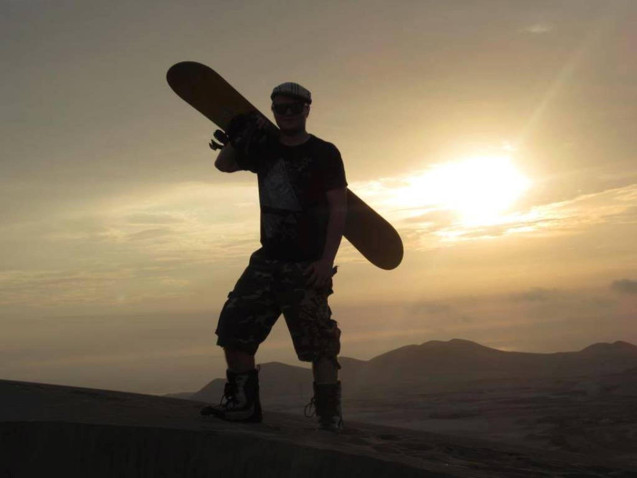 Tour de medio día: Sandboard en Lima