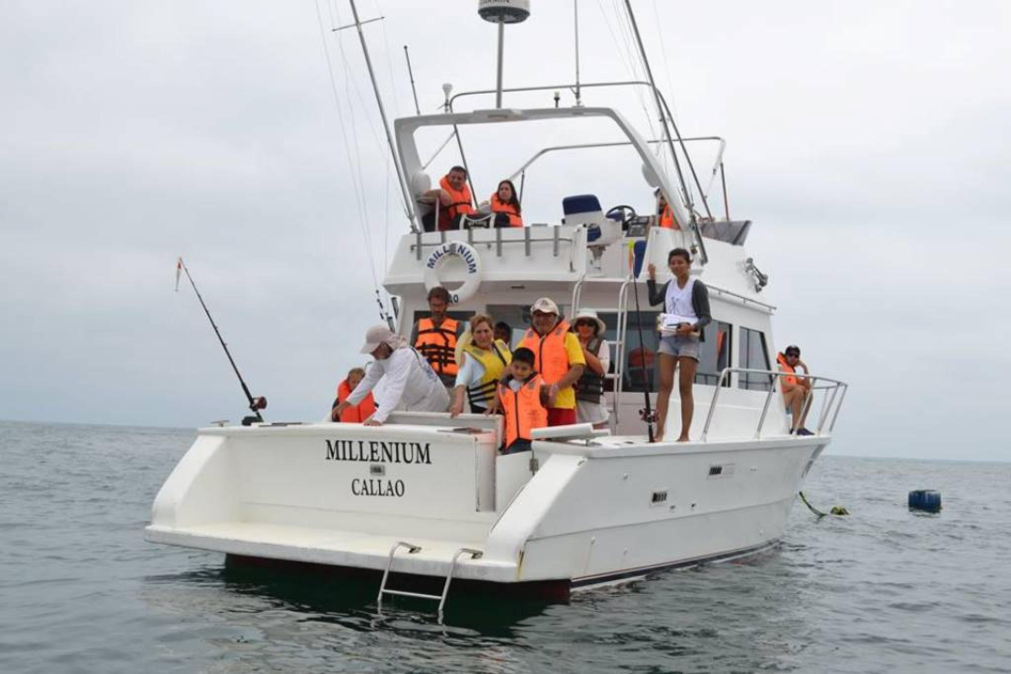 Deep Sea Fishing Tour at Mancora