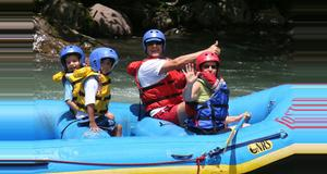 Costa Rica Pejibaye River Class I-II